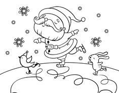 Las 97 Mejores Imágenes De Dibujos De Navidad Para Colorear