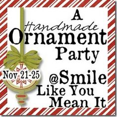 Smile Like You Mean it: Ornament #2: 3D Paper Stars and other paper ornaments