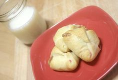 Peanut Butter and Jelly Crescent Rolls
