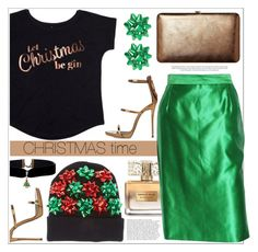 """Getting in the Christmas mood "" by teryblueberry ❤ liked on Polyvore featuring Givenchy, Yves Saint Laurent, TravelSmith and Giuseppe Zanotti"