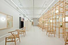 Salão de Beleza end…Link / Yasunari Tsukada Design © Stirling Elmendorf