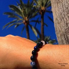 #Cannes your perfect partner in crime! #menjewelry #mensbracelet #luxury
