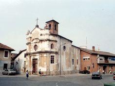 Chiesa della Confraternita Santa Croce, Domenico Bagliani. © Guido Fino Street View