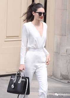 50 Fashionable All White Outfits for Any Season - Trend To Wear