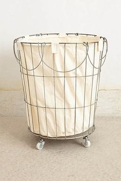 Trellis Storage Basket