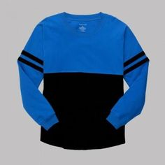 Longsleeve 2 tone Pompom Jersey (lots of color options )