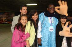 Delegado de Sudafrica. Asambleas Internacional Quito-Ecuador 2015