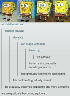 "16 Spongebob Observations That Will Make You Laugh Then Go ""Hmmm"""