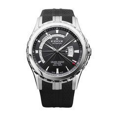 Edox Grand Ocean Automatic // 83006 3 NIN