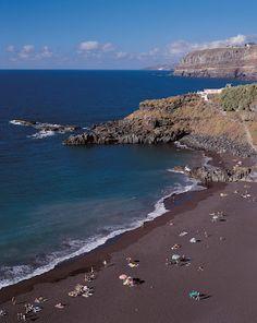 Playa Bollullo in Puerto de la Cruz