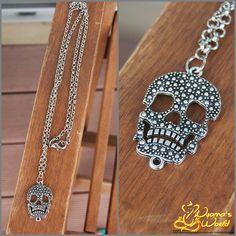 #necklace #skull #nyamasworld
