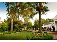 Imágenes de un jardín inglés espectacular