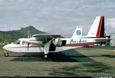 Britten-Norman BN-2A-8 Islander aircraft picture