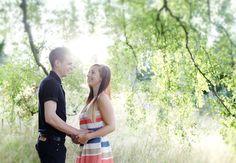 Engagement shoot at Bedgebury Copyright Livvy Hukins Photography 2013