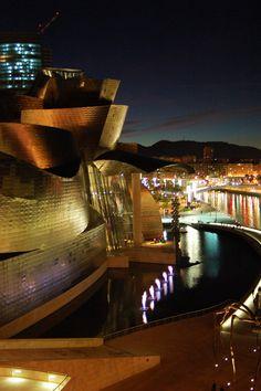 ღღ Bilbao Guggenheim Museum, Spain by Frank O. Gehry