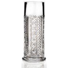 d764123dd Waterford® Fleurology Audrey Cylinder Vase #VonMaur Urn Vase, Cylinder Vase,  Flint Glass