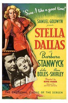 barbara stanwyck mivie stella dallas | view a film clip stars of the show the movie