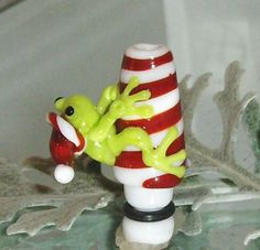froggie where is your sleigh?