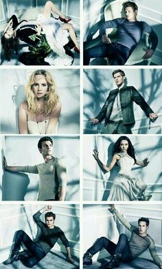 The Vampire Diaries.Serious TVD should get an award for the sexiest cast ever! Vampire Diaries Season 5, Serie Vampire Diaries, Vampire Diaries The Originals, Damon Salvatore, Movies And Series, Tv Series, Bonnie Enzo, Teen Wolf, The Salvatore Brothers