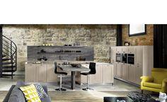 Kjøkken Design - Melamin - Frame 2