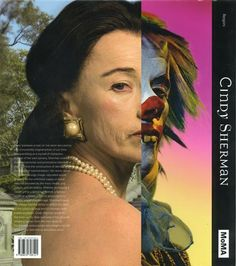 Hardcover book, titled Cindy Sherman , published by MoMA in featuring the photography of artist Cindy Sherman. Cindy Sherman Photography, Moma Nyc, Book Stationery, Artist Life, Postmodernism, Contemporary Fashion, Persona, Portrait Photography, Photography Ideas