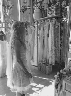 Anna el ultimo día de la prueba antes de su boda.  En Canet de Mar   www.immacle.com