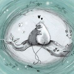 ᙢєʀⱴєįℓℓєųx яαɬᏕ (Rat Art by Nadyart)