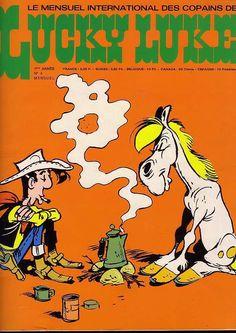 Le mensuel international des copains de Lucky Luke N°4