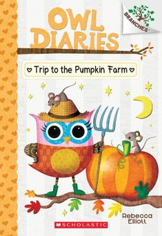 Eva's class cannot wait for their field trip to the pumpkin farm! On the farm, they pick apples, milk cows, and even make new friends. But then an award-winning pumpkin goes missing! Eva and her friends will have to solve the mystery. Will they find the pumpkin in time for the holiday party... and also help a friend in need? In this sweet fall story, Eva discovers that everyone has something to be thankful for!