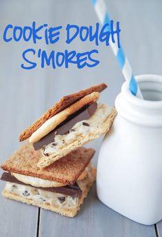 Cookie Dough S'mores