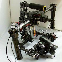 d800 movie assesories | ... gimbal camera mount set f 5d2 5d3 d800 half assembled sku 27291 0 Nikon D800, Camera Equipment, Telescope, Gadgets, Handle, Movie, Film, Cinema, Gadget