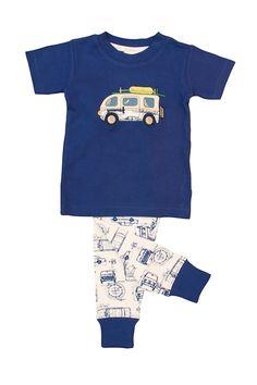 Mini vanilla boys nightwear , cotton pyjamas, boy pyjamas, boys sleepwear