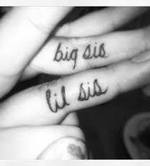big sister little sister tattoo designs - Google Search