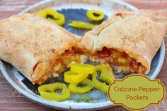 Lindsay Peppers from Lucky Supermarkets – Calzone Pepper Pockets Recipe #FreshFinds #shop #cbias
