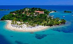 Luxury Bahía Príncipe Cayo Levantado, Samaná, R.D.