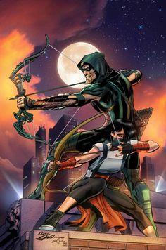 Green Arrow #6 - Comic Art Community GALLERY OF COMIC ART