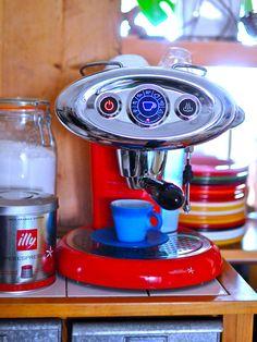 Kitchen Tool : 新生活に揃えたい、キッチンツール/「イリー」の「カプセル式エスプレッソマシン」 #kitchentools