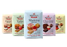 Wright's Baking Cake Mixes | Flickr - Photo Sharing!