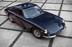 1965 Ferrari 500 Superfast. One of only 36 to ever see the road, this 1965 Ferrari 500 Superfast is highly exclusive, even by Ferrari standards. It's powered by a 5.0L V12 engine that produces 400 hp and is good for a top speed of 170 mph. Clad in Pininfarina bodywork.