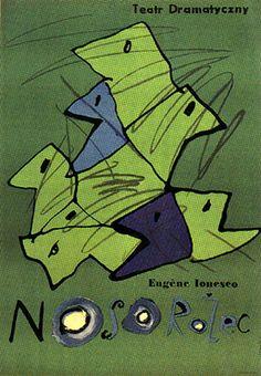 Henryk Tomaszewski Plakat