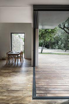 Rehabilitation of a Rural House,© Aldo Amoretti A+A