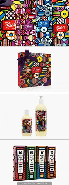 Kiehl's x Craig & Karl Collaboration  http://www.thedieline.com/blog/2014/11/2/kiehls-x-craig-karl-collaboration - created via http://pinthemall.net