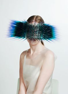 Atmospheric Reentry, MA final Collection, © Maiko Takeda, 2013. / http://www.yatzer.com/atmospheric-reentry-maiko-takeda