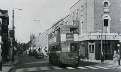Green Lanes N16 and Aden Grove