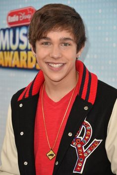Singer Austin Mahone arrives to the 2013 Radio Disney Music Awards at Nokia Theatre L.A. Live on April 27, 2013 in Los Angeles,