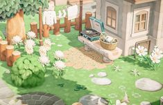Animal Crossing Wild World, Animal Crossing Guide, Animal Crossing Villagers, Animal Crossing Qr Codes Clothes, Ac New Leaf, Island Theme, Motifs Animal, Animal Games, Island Design