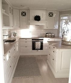 Kitchen of the day!  @lindabvik