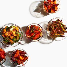 Vegetable Kimchi Recipe