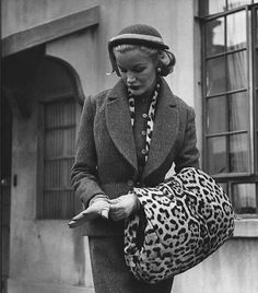 Sunny Harnett 1951 by dovima_is_devine_II, via Flickr