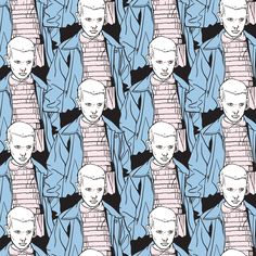 Eleven Pattern - Stranger Things